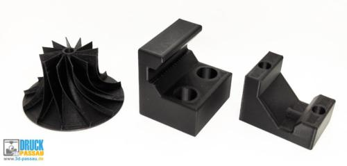 Bauteile aus ABS